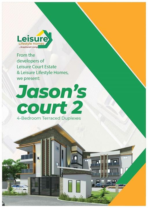 Jason's Court 2, Lekki